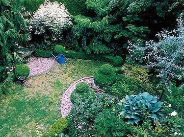 composer un jardin de buis centerblog